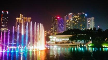 KLCC; Kuala Lumpur, Malaysia